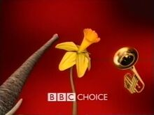 BBC Choice Trumpet Ident