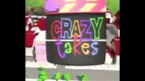 Crazy Takes 2002 promo