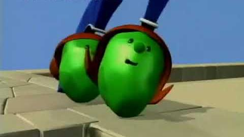 Korean VeggieTales Ad (2000's, South Korea)