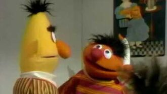 Classic Sesame Street- Ernie Dusts the Shelf (audio only)