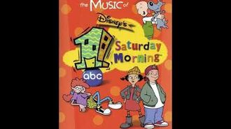 The Music of Disney's One Saturday Morning - 2B - 101 Dalmatians - Dalmatian Vacation
