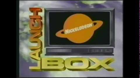 Nickelodeon's Launch Box (1991-94 Educational Series)