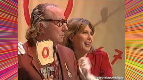 Sesamstraat aflevering ''Wat is tijd?'' (1998)