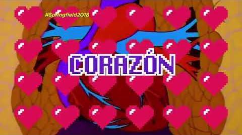 Publicidad Canción Springfield 2018 - versión extendida (Fox Latinoamérica)