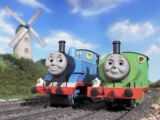 Thomas And Friends (Partially Lost Tagalog Dub)