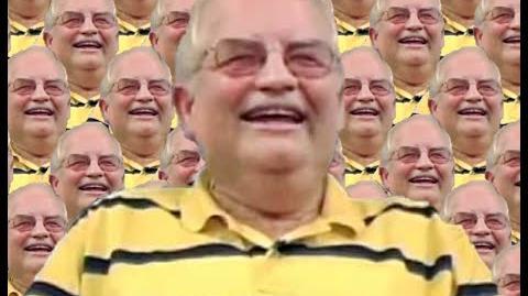Old Guy Laughing 1 Hour Loop
