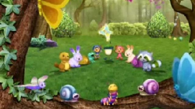 Team Umizoomi CLIP - Sunshine Fairy (UK dub)