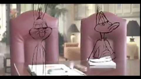 Looney Tunes Back in Action Deleted Scenes