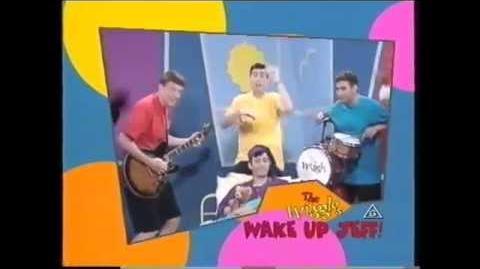 Wake Up Jeff! (Rare Promo) - The Wiggles