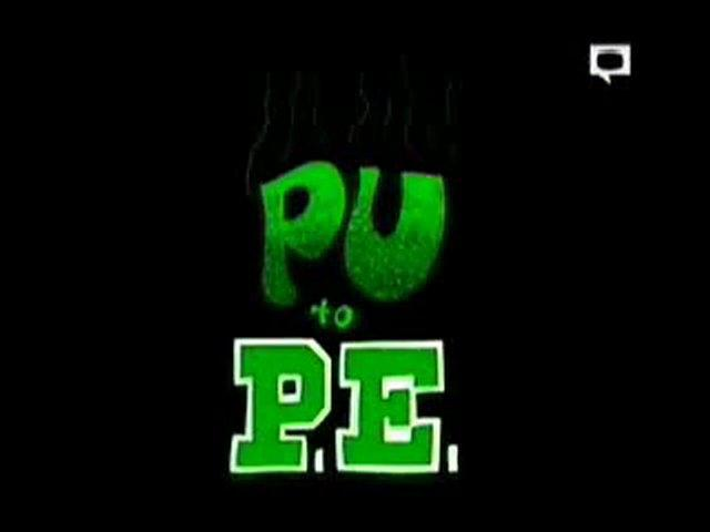 Robot Jones - PU to P.E
