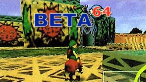 Beta64 - Majora's Mask Zelda Gaiden