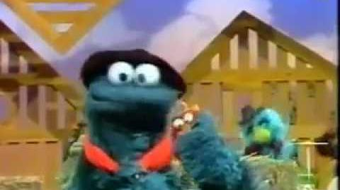 Classic Sesame Street - Handful of Crumbs (Partial English)