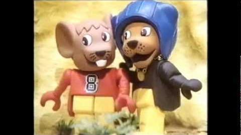 LEGO Fabuland Edward and Friends Volume 2 Part 2