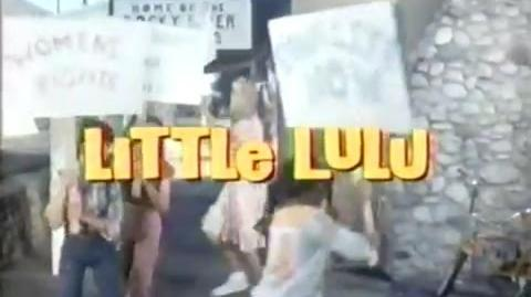 RARE 1978 Little Lulu ABC Weekend Special (For the Lost Media Wiki)