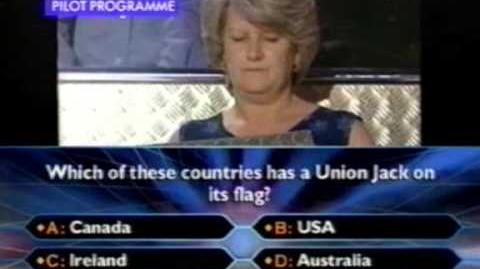 Who Wants To Be A Millionaire Original United Kingdom Pilot Episode
