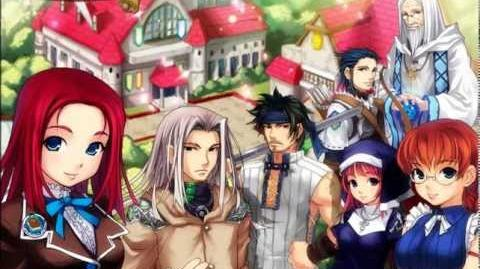 Master Of Fantasy BGM - m fortress (天空之城 MOF online) 各監視塔