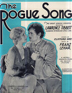 The Rogue Song Poster 1
