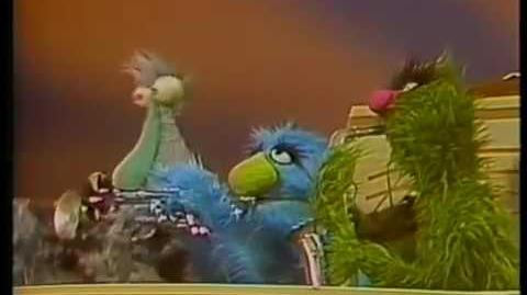 Classic Sesame Street- Easy Listenin' Monster Band -4