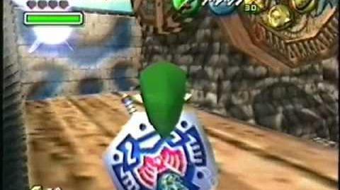 Zelda Gaiden - Majoras Mask Beta Images