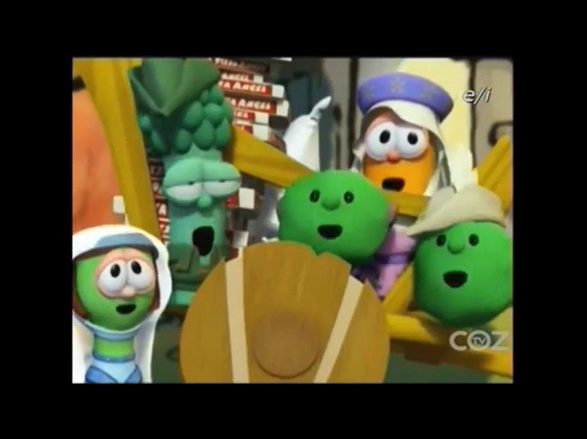VeggieTales On TV Season 1, Episode 5