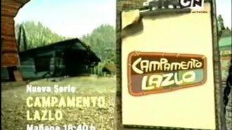 Anuncio CN España - Estreno Campamento Lazlo -Mayo,2006-