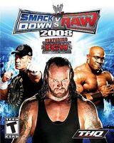 WWE Smackdown vs Raw 2008 Chris Benoit Footage.