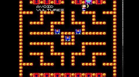 Arcade Game Dazzler (1982 Century Electronics)