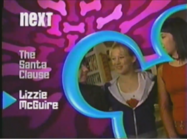 Disney Channel Bounce era - The Santa Clause to Lizzie McGuire