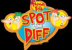 P&F - Spot the Diff Logo