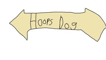 The Hoopsdog Logo