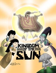 Disney poster kingdom of the sun ryan r nitsch by ryannitsch-d8uwx0i