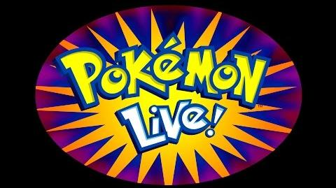 USA POKEMON LIVE