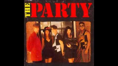 I Found Love - The Party