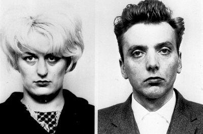 Moors Murderers Myra Hindley and Ian Brady-825896
