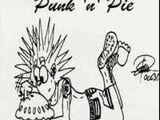 "Eat Me! Records ""Punk 'N' Pie"" (Partially Lost 2000 Punk Rock Compilation Album)"