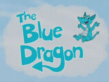 The Blue Dragon (Lost 2004 UK TV Series)