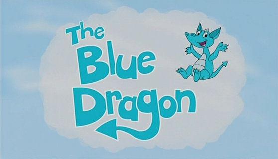 The Blue Dragon (Lost 2004 UK TV Series) | Lost Media