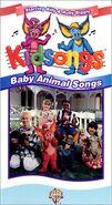 21 Baby Animal Songs (1995)