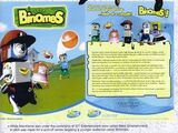 Binomes (Unmade ReBoot Spin-Off)