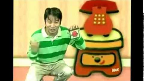 Blue's Clues (Lost 2000 KBS Korean Adaptation)