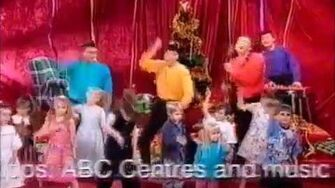 The Wiggles Wiggly Wiggly Christmas Go Santa Go! (1996)