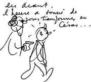 Tintin And Alph Art Finale