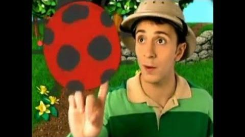 Blue's Clues (Rare Japanese Dub)