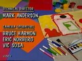 Barney & Friends' End Credits (Partially Lost) (Seasons 1-6)