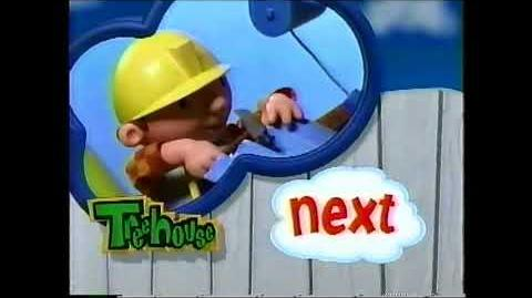 Treehouse TV Bumpers & Commercials -3