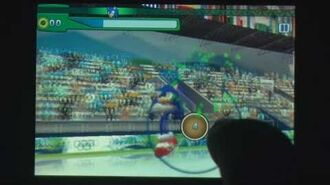 Sonic at the Olympic Winter Games iPhone Gameplay Video Review - AppSpy.com