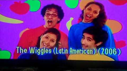 15 Wiggly Years - Latin American Wiggles
