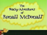 """The Wacky Adventures of Ronald McDonald Episode """"The Legend of McDonaldland Loch"""" (Limited Release 2003 VHS)"""