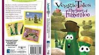 VeggieTales The Story of Flibber-o-loo (STARS classroom edition, 1998)