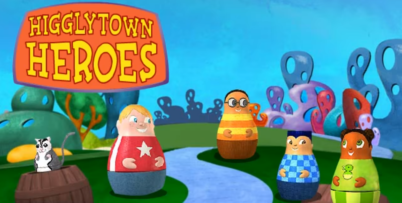 higglytown heroes mini show version lost media archive fandom